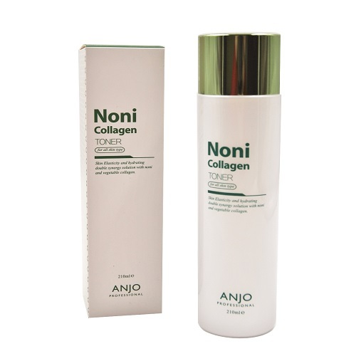 Коллагеновый тонер с экстрактом нони ANJO Professional Noni Collagen Toner