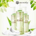 Secret Key CC Bubble All in One Cleanser