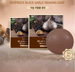 Black Garlic Reaging Soap Deoproce