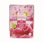 Color Synergy Effect Sheet Mask Pink