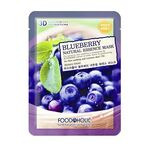 FoodaHolic Blueberry Natural Essence 3D Mask